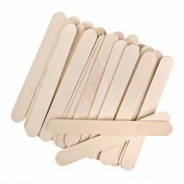 NANI dřevěné špachtle 100 ks