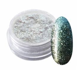 NANI lešticí pigment Diamond Glitter - Green 6