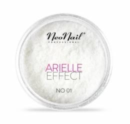 NeoNail glitrový prach Arielle Effect - Lilac