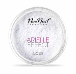NeoNail glitrový prach Arielle Effect - Blue lagoon