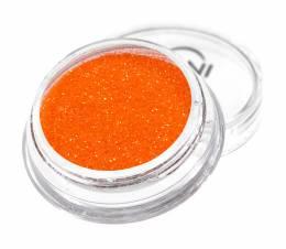 NANI zdobení Glitter Neon Glow - Orange 3