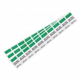 Samolepicí štítky pro horkovzdušnou sterilizaci 200 ks