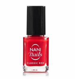 NANI lak Color Classic Red 12 ml - 02