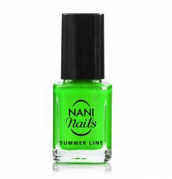 NANI lak Summer Line 12 ml - Neon Green