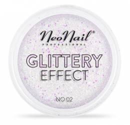 NeoNail glitrový prach Glittery Effect - 02