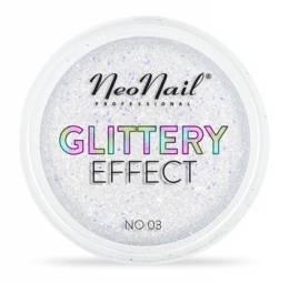 NeoNail glitrový prach Glittery Effect - 03