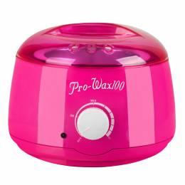 Ohřívač depilačního vosku SD-50, 100 W - Růžová