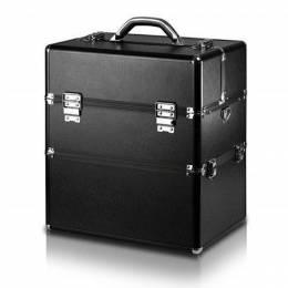NANI dvoudílný kosmetický kufřík - Black Matt