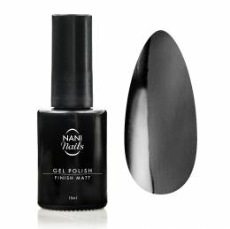 NANI gel lak 10 ml - Finish Matt