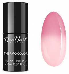 NeoNail termo gel lak 7,2 ml - Delicate Lace