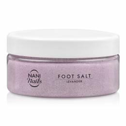 NANI sůl na nohy Nappa 400 g - Levandule