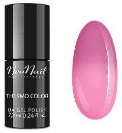 NeoNail termo gel lak 7,2 ml - Brilliant Tulle