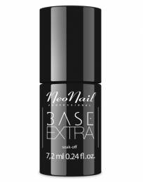 NeoNail gel lak Base Extra Strong 7,2 ml - Podkladový