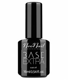 NeoNail gel lak Base Extra Strong 16 ml - Podkladový