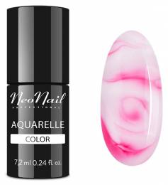 NeoNail gel lak 7,2 ml - Red Aquarelle