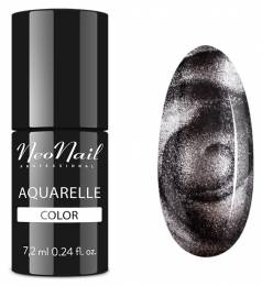 NeoNail gel lak 7,2 ml - Silver Aquarelle