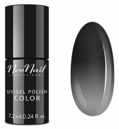 NeoNail termo gel lak 7,2 ml - Black Russian