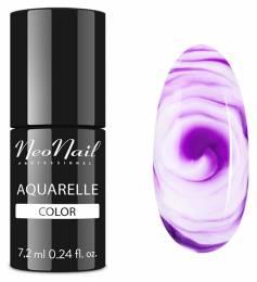 NeoNail gel lak 7,2 ml - Purple Aquarelle