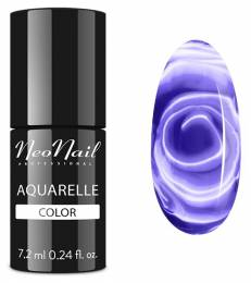 NeoNail gel lak 7,2 ml - Violet Aquarelle