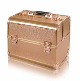NANI kosmetický kufřík NN46 - Rose Gold