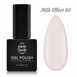 NANI gel lak 6 ml - Milk Effect