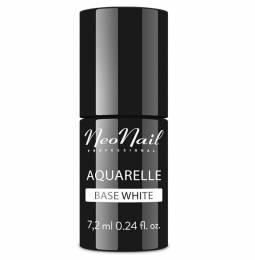 NeoNail gel lak 7,2 ml - Aquarelle Base White