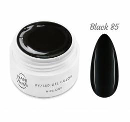 NANI UV gel Nice One Color 5 ml - Black
