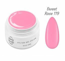 NANI UV gel Nice One Color 5 ml - Sweet Rose