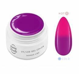 NANI termo UV gel 5 ml - Violet Neon Pink