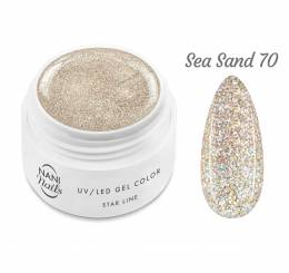 NANI UV gel Star Line 5 ml - Sea Sand