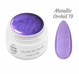 NANI UV gel Classic Line 5 ml - Metallic Orchid