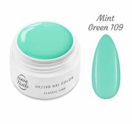 NANI UV gel Classic Line 5 ml - Mint Green