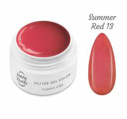 NANI UV gel Classic Line 5 ml - Summer Red