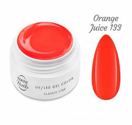 NANI UV gel Classic Neon Line 5 ml - Orange Juice