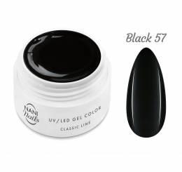 NANI UV gel Classic Line 5 ml - Black