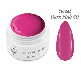 NANI UV gel Classic Line 5 ml - Sweet Dark Pink