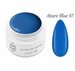 NANI UV gel Classic Line 5 ml - Azure Blue