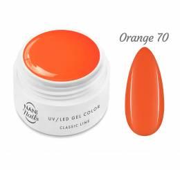 NANI UV gel Classic Line 5 ml - Orange