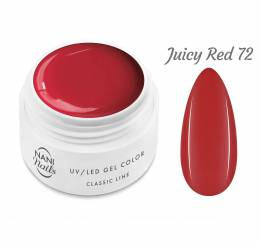 NANI UV gel Classic Line 5 ml - Juicy Red