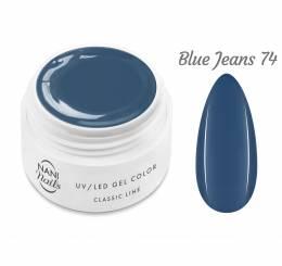 NANI UV gel Classic Line 5 ml - Blue Jeans