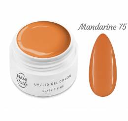NANI UV gel Classic Line 5 ml - Mandarine