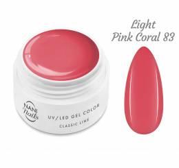 NANI UV gel Classic Line 5 ml - Light Pink Coral