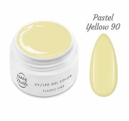 NANI UV gel Classic Line 5 ml - Pastel Yellow