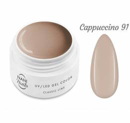 NANI UV gel Classic Line 5 ml - Cappuccino