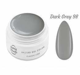 NANI UV gel Classic Line 5 ml - Dark Grey