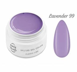 NANI UV gel Classic Line 5 ml - Lavender