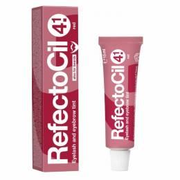 RefectoCil barva na řasy a obočí 15 ml - Červená č. 4.1