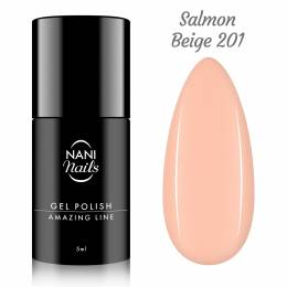 NANI gel lak Amazing Line 5 ml - Salmon Beige