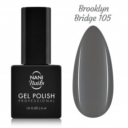 NANI gel lak 6 ml - Brooklyn Bridge