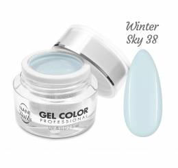 NANI UV/LED gel Professional 5 ml - Winter Sky